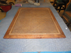 Shelf Caning